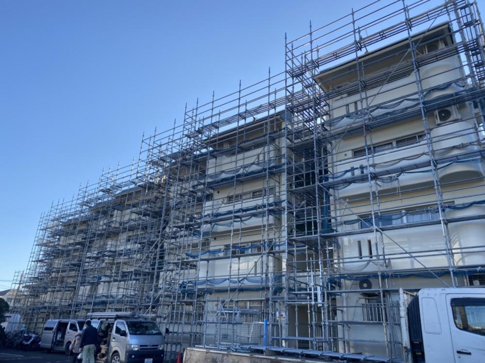 〈名古屋市緑区〉 マンション大規模修繕工事