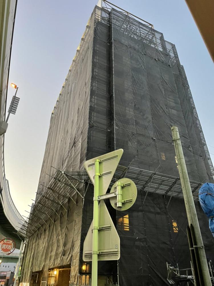 〈名古屋市西区〉 マンション大規模修繕工事